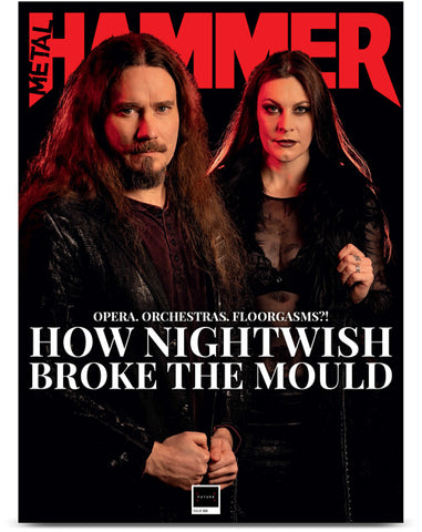 Metal Hammer Magazine - April 2020