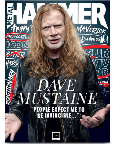 Metal Hammer Magazine - May 2020