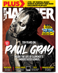 Metal Hammer Magazine - July 2020