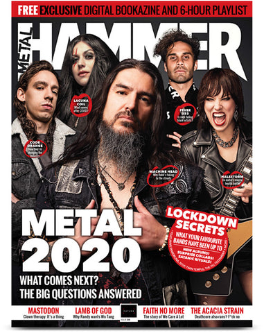 Metal Hammer Magazine - Summer 2020