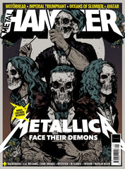 Metal Hammer Magazine - September 2020