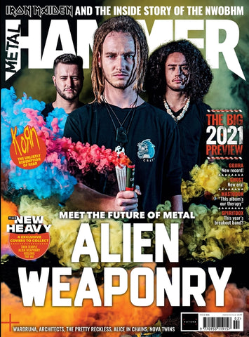 Metal Hammer Magazine - February 2021