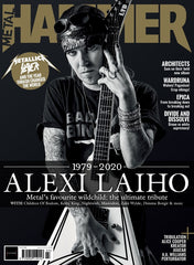 Metal Hammer Magazine - March 2021