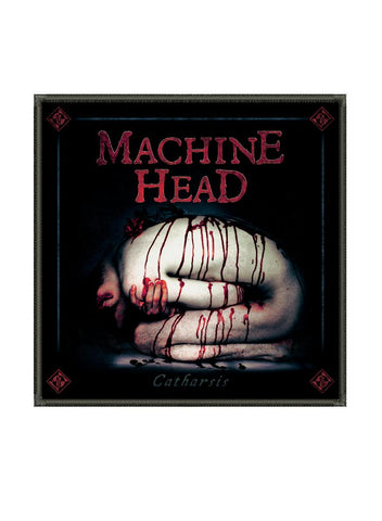 Machine Head - Catharsis Metalworks Patch