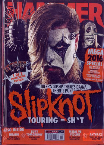 Metal Hammer Magazine - February 2016