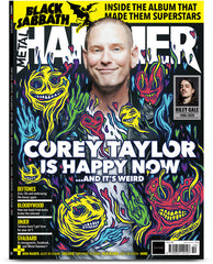 Metal Hammer Magazine - October 2020