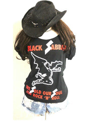 Metalworks Black Sabbath 'We Sold Our Soul' Rock Top Special