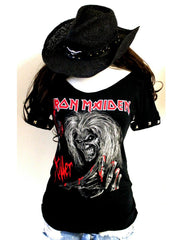 Metalworks Iron Maiden 'Killers' Rock Top Special