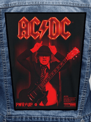 AC/DC - Power Up! Metalworks Back Patch