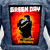 Green Day - 21st Century Breakdown Metalworks Back Patch
