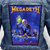 Megadeth  - Rust In Peace Metalworks Back Patch