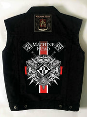 Metalworks Machine Head 'Killers & Kings' Battlejacket