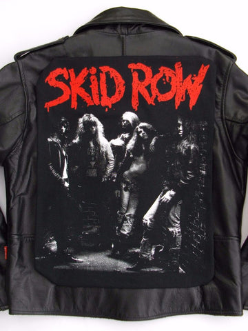 Metalworks Skid Row 'Youth Gone Wild' Leather Jacket