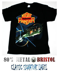 Night Ranger - 7 Wishes T Shirt
