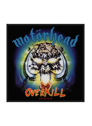 Motorhead - Overkill Patch