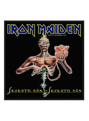 Iron Maiden - Seventh Son Patch