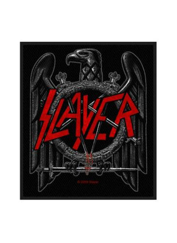 Slayer - Silver Eagle Patch