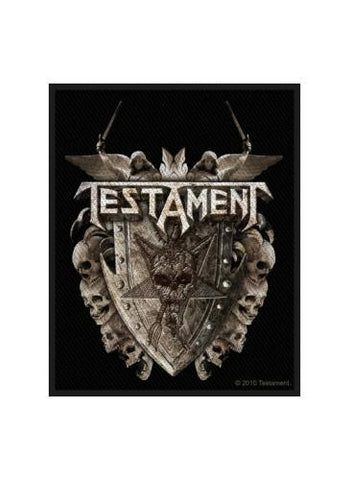 Testament - Testament Back Patch