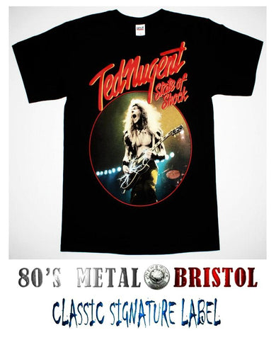 Ted Nugent - State Of Shock T Shirt