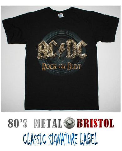 AC/DC - Rock Or Bust T Shirt