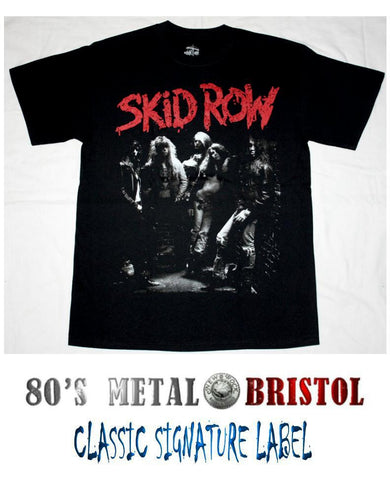 Skid Row - Youth Gone Wild T Shirt