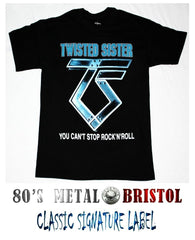 Twisted Sister - You Can't Stop Rock 'N' Roll T Shirt