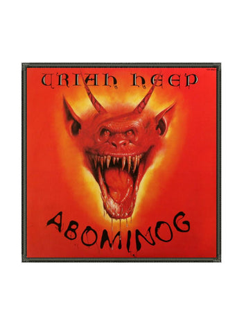 Uriah Heep - Abominog Metalworks Patch