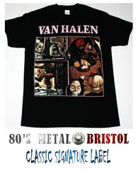 Van Halen - Fair Warning T Shirt