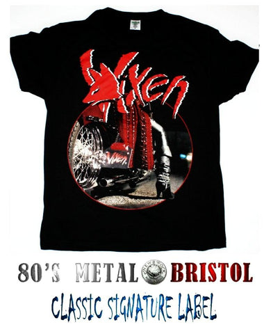 Vixen - Edge Of A Broken Heart T Shirt