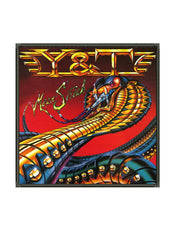 Y&T - Mean Streak Metalworks Patch