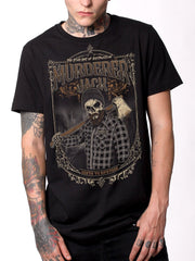 Hyraw 'Death To Hipster' Mens F***ing Hostile Tee