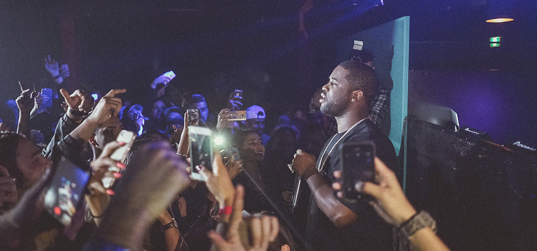 Event Recap - Club Yoyo - Listen Out after party featuring A$AP Ferg, Travis Scott & Anderson .Paak