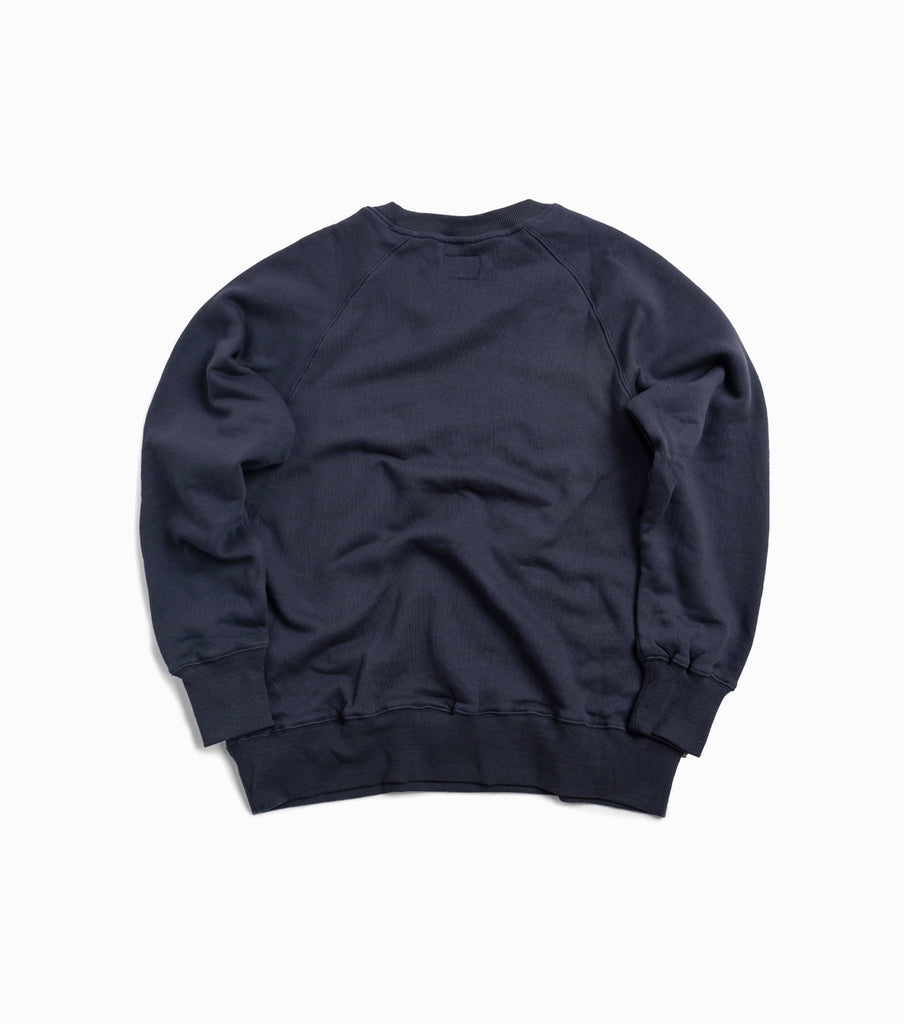 Sokudo Garamond Sweater - Blue-Grey