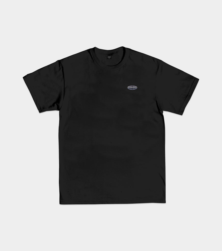 Sokudo Chrome tshirt (Black)