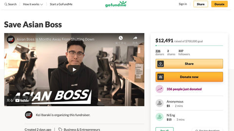 Why Asian Boss Might Shut Down With 2.8m Subscribers