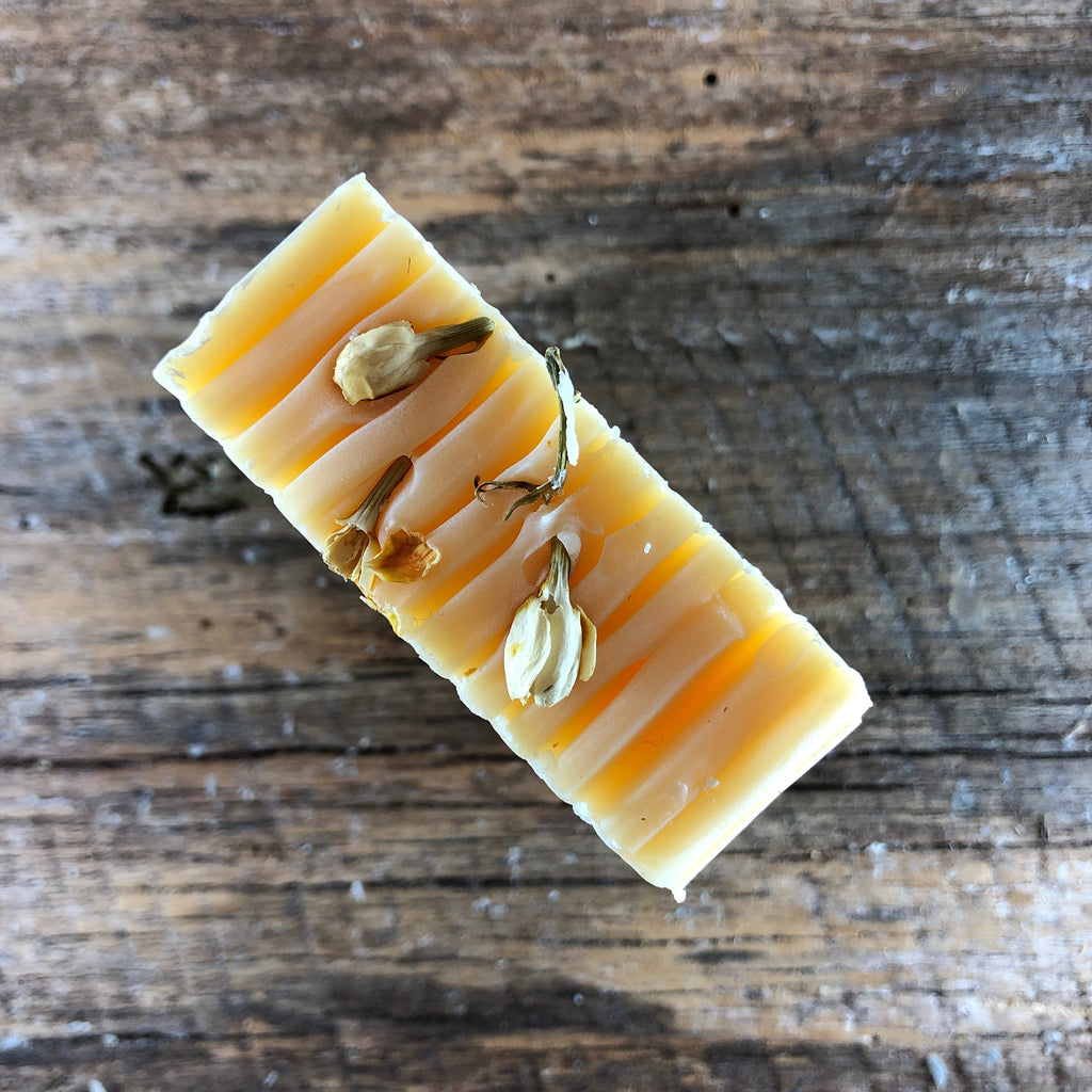 Rustic Lemongrass Soap