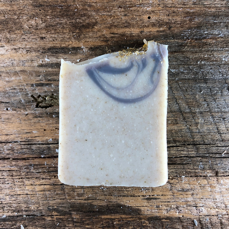 Men's Soap Bar, Spearmint & Patchouli Scent