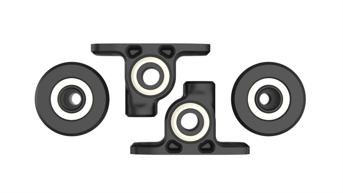 JZA80 POLY SUBFRAME MOUNT SET