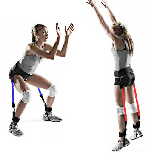 Vertical Jumping Trainer Jump Resistance Bands