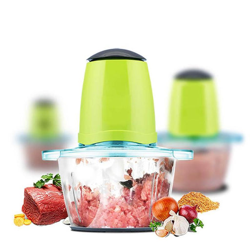 2L Electric Kitchen Chopper Shredder