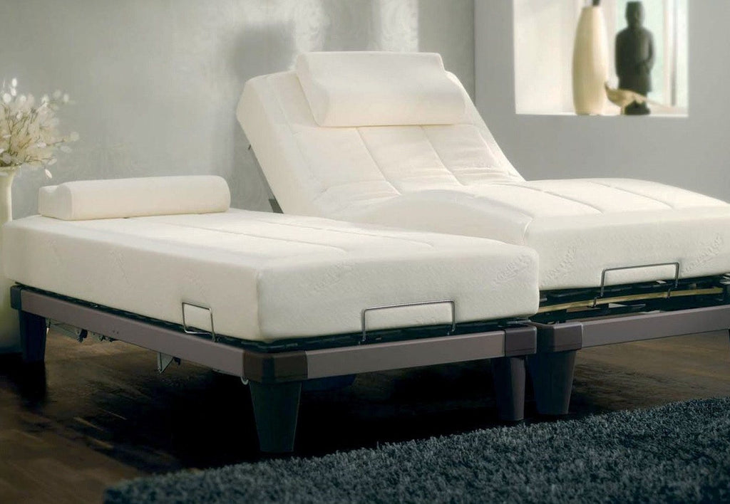 Tempur Bed Base with Legs Flex 4000 Motor IR - large - 2