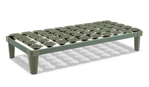 Tempur Bed Base with Legs Flex 500 Static - 2