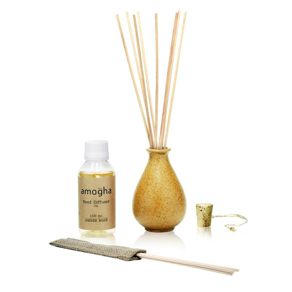 Iris Amber Rose Reed Diffuser 103 - large - 3
