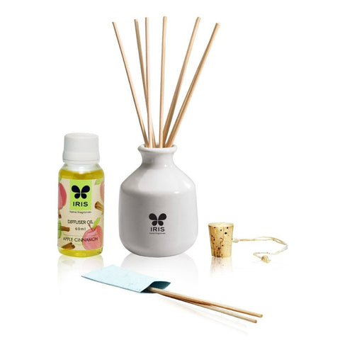 Iris Apple Cinnimon Reed Diffuser 101 - 3