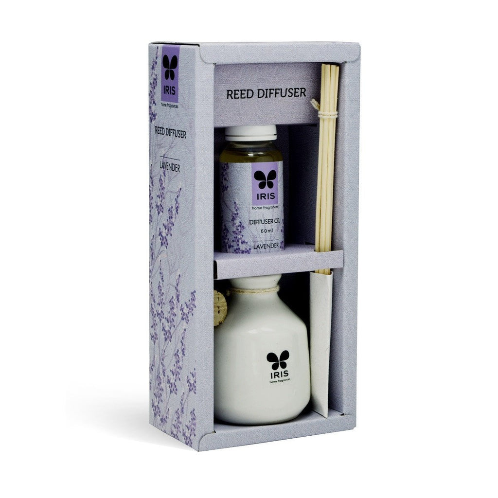Iris Lavender Reed Diffuser 101 - large - 1