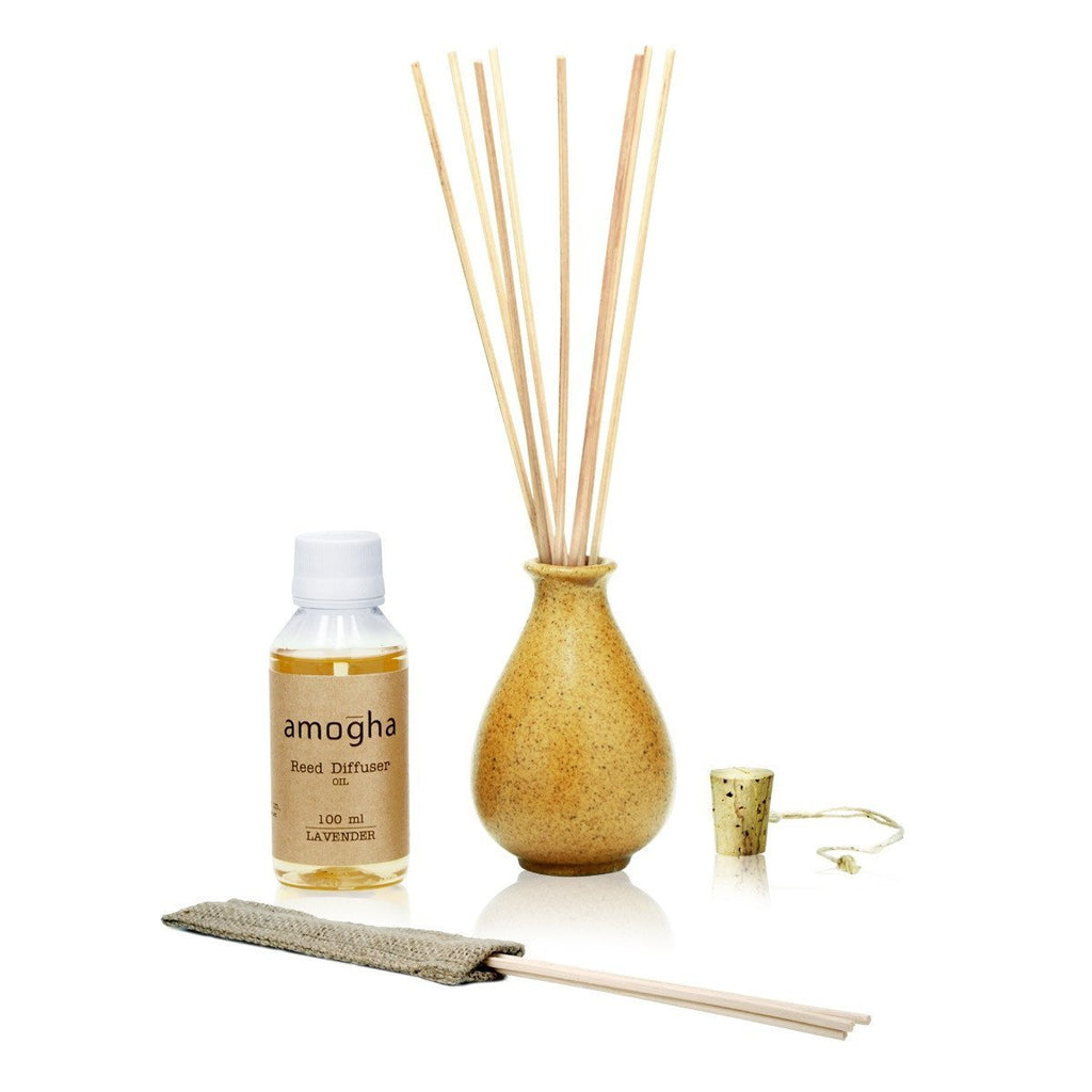 Iris Lavender Reed Diffuser 103 - large - 3