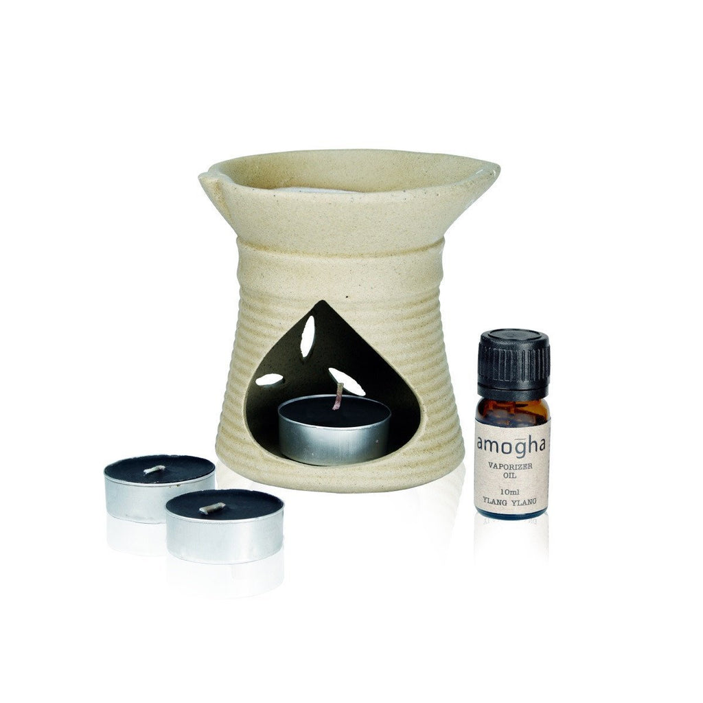 Iris Lemongrass Oil Vaporizer - large - 3