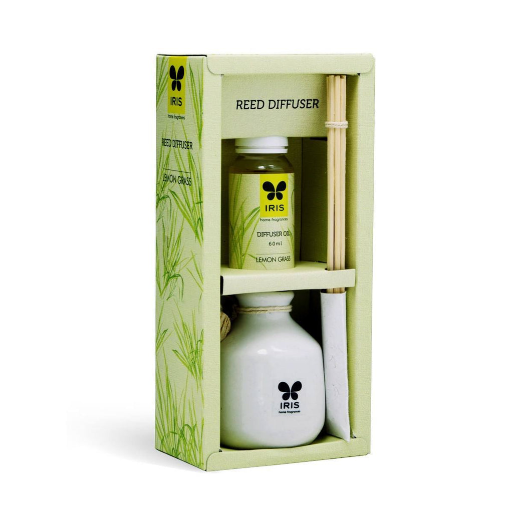 Iris Lemongrass Reed Diffuser 101 - large - 1