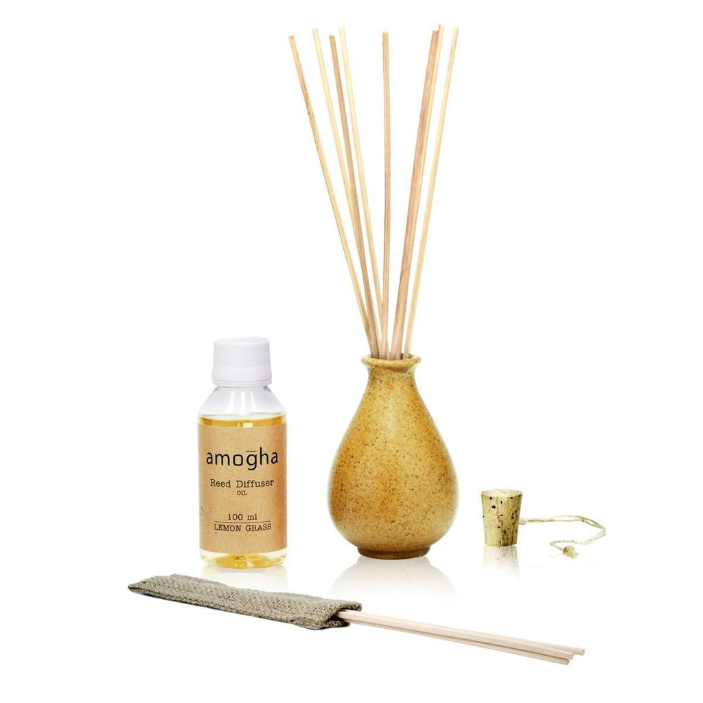 Iris Lemongrass Reed Diffuser 103 - large - 3