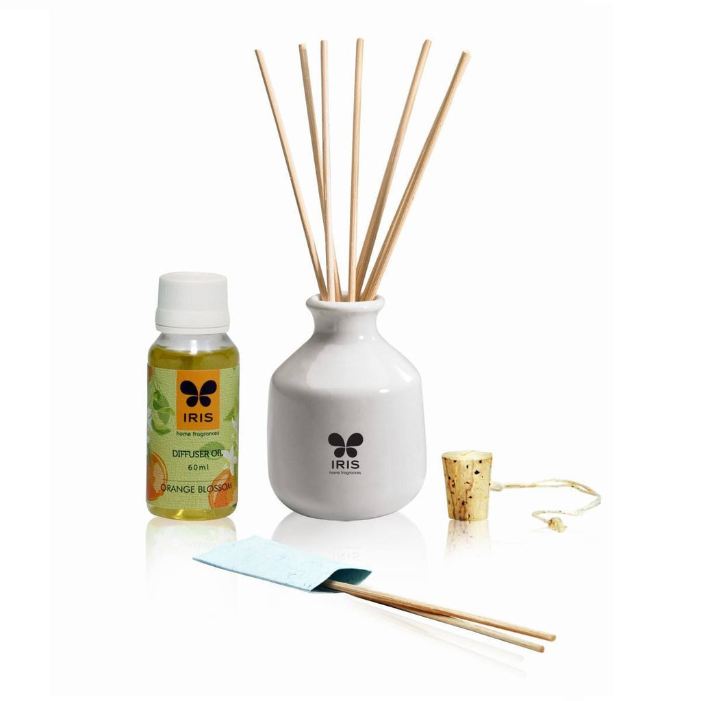 Iris Orange Blossom Reed Diffuser 101 - large - 3